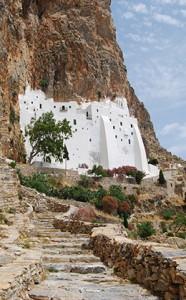 The-Monastery-of-Hozoviotissa-Amorgos-Greece