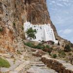 Monastery of Hozoviotissa Amorgos